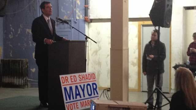 OKC Mayor Mick Cornett Wins Re-Election