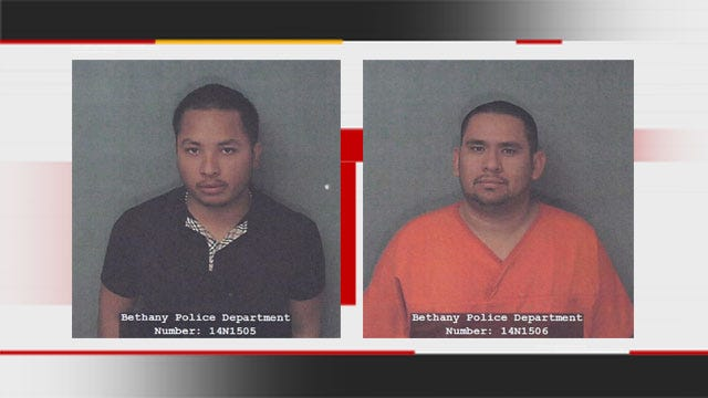 Pounds Of Meth Discovered In SUV After Wreck On Icy Oklahoma Highway