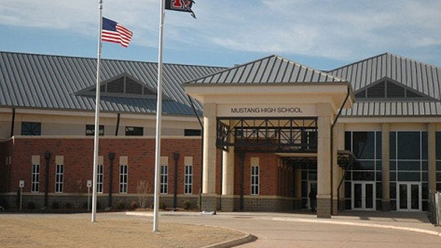 Mustang Teenager Arrested After Making Threat At School