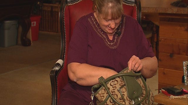 OKLAHOMA REMEMBERS: Choctaw Woman's Stolen Purse Found In Tornado Debris 4 Years Later