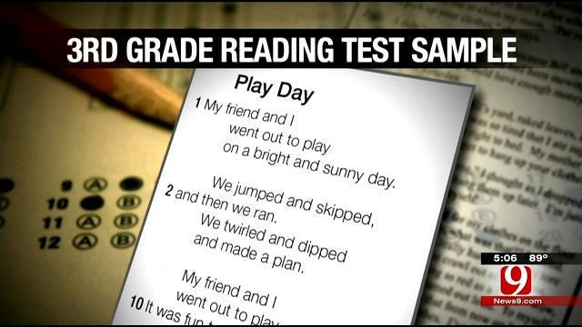 News9's Alex Cameron Breaks Down Third Grade Reading Test