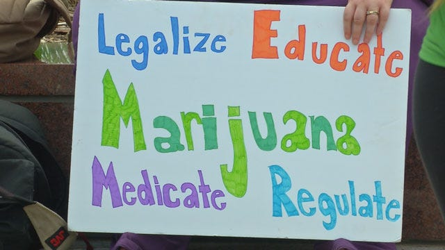 Petition Drive Marks Start Of Medical Marijuana Fight