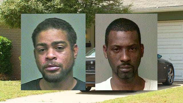 Two Arrested Burglarizing OKC Home Where Ricin Was Found