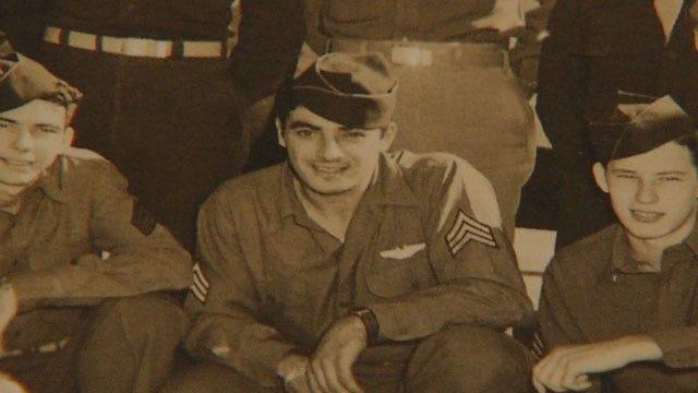 Veteran OKC Airman Receives Highest French Military Honor