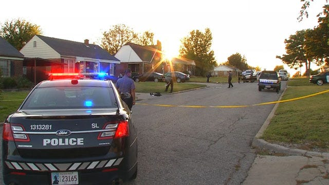 Authorities: Two Injured Gang-Related Shooting In NE OKC