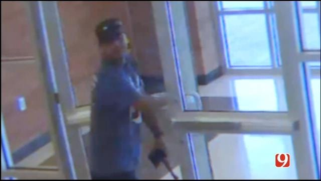 Police Locate Subject Of Unauthorized Entry At Moore HS