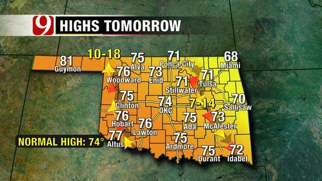 Plan For Pleasant Afternoon Weather This Week