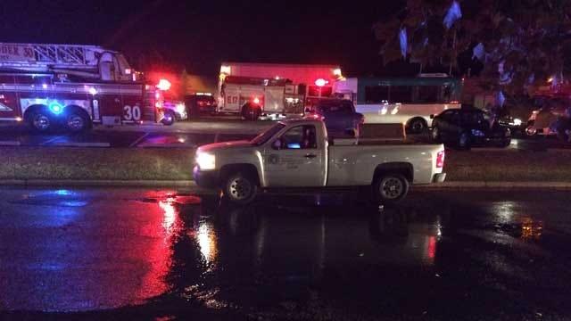 Metro Rehab Facility Evacuated After Overnight Water Main Break