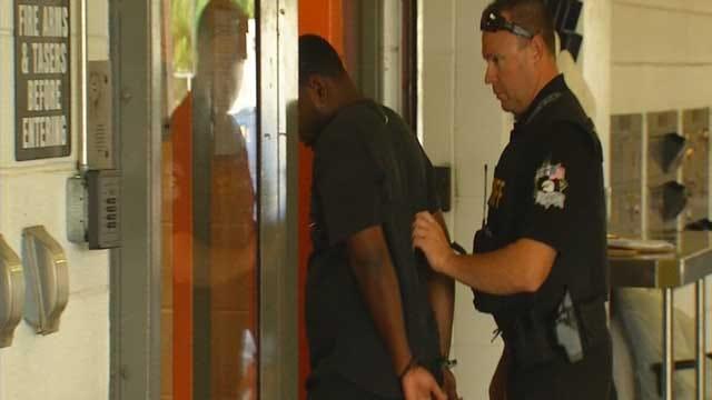 Deputies Go On Domestic Violence Warrant Sweep Across Metro