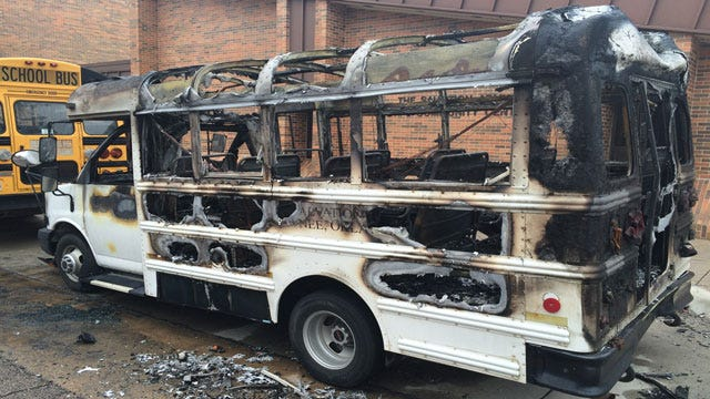 Shawnee Salvation Army Hopes To Raise Money To Replace Torched Bus