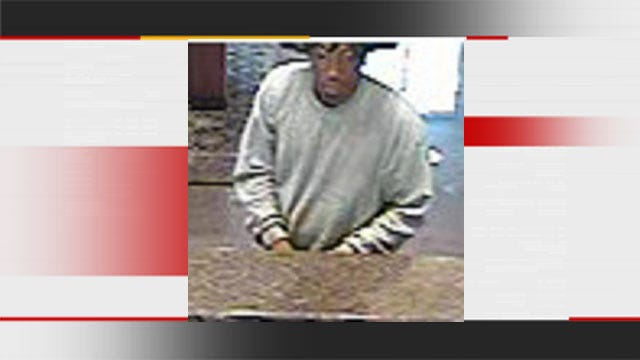 FBI Seeks Suspect Who Robbed OKC Bank At Gunpoint