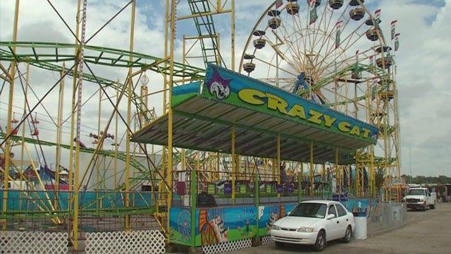 108th Oklahoma State Fair Kicks Off Thursday