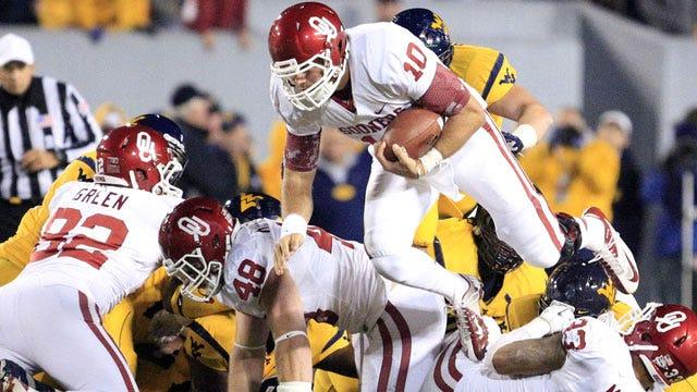 Oklahoma Football: Sooners Ready For West Virginia Fans