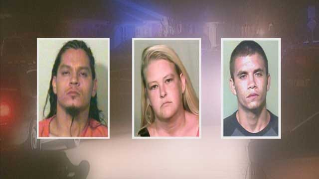 Third Suspect Convicted In SW OKC Deadly Home Invasion