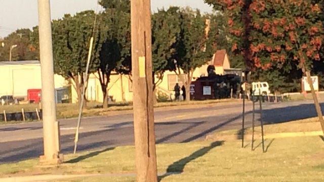 Police Arrest Stabbing Suspect After 5-Hour Standoff In NE OKC