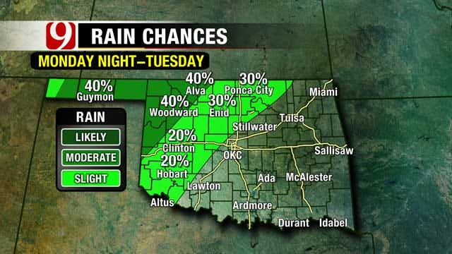 Rain Chances On The Horizon As Dry September Ends In Oklahoma