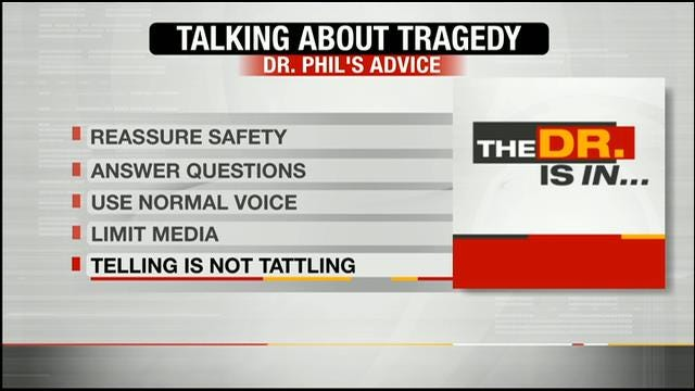 Dr. Phil's Advice: Dealing With Tragedy