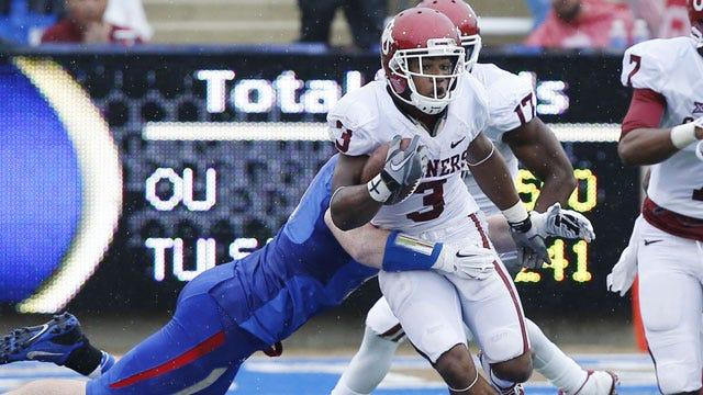 Oklahoma Football: Knight, Shepard Forming Big Connection