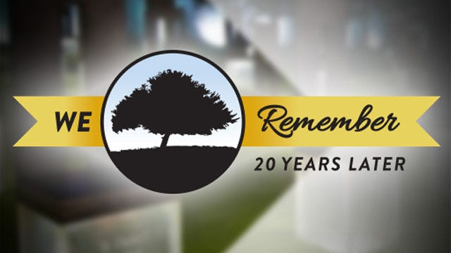 We Remember - 20 Years Later: Anniversary Of Oklahoma City Bombing