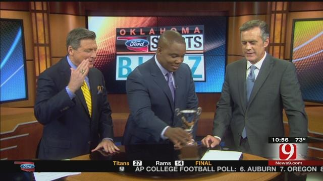 Oklahoma Ford Sports Blitz: August 23