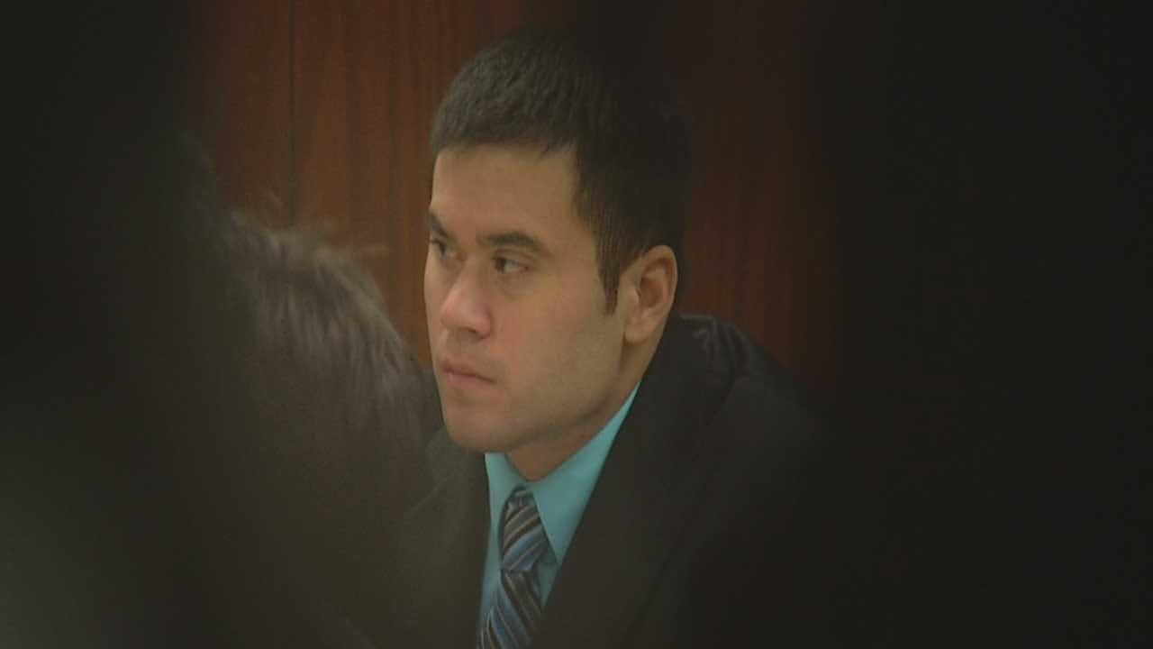 Final Accuser Testifies Against Former OKC Police Officer