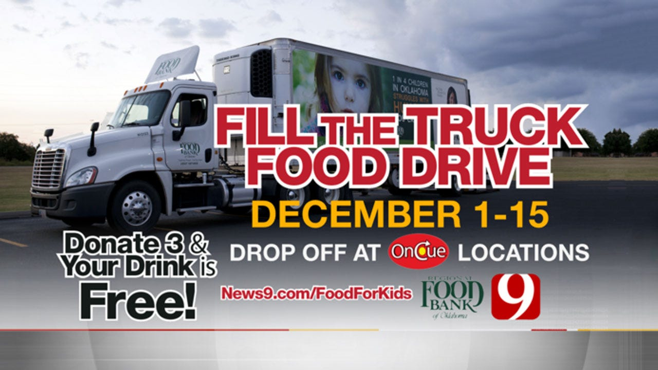 Help Us 'Fill The Truck' To End Hunger This Holiday Season