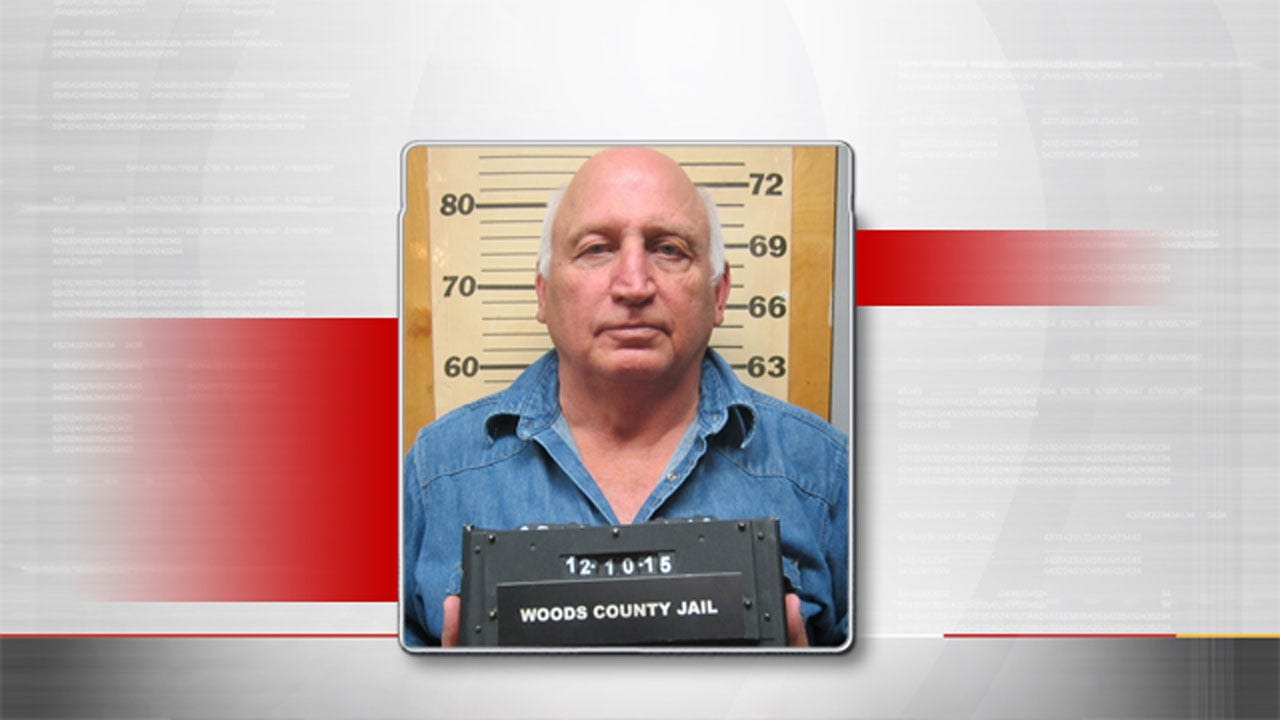 Man Arrested After Driving Pickup Through Alva Hotel
