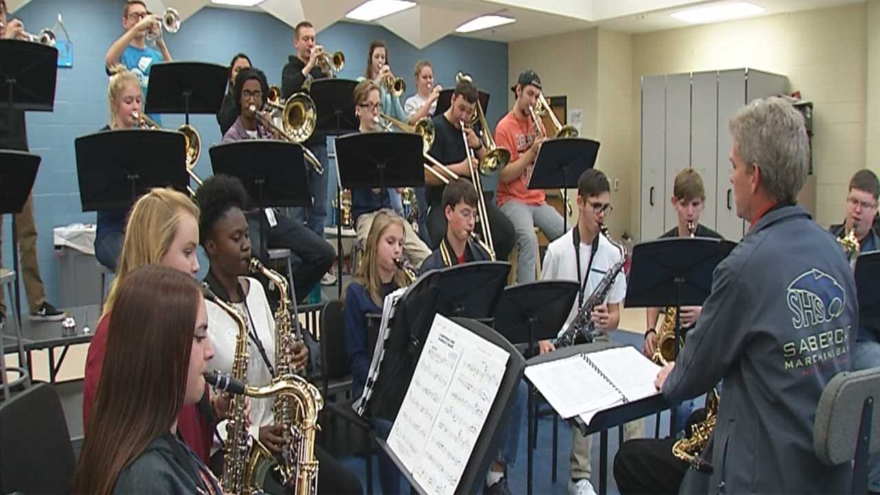Southmoore Band To Play In London New Year's Day Parade