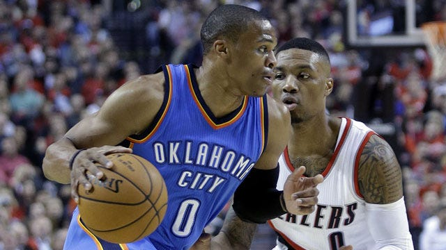 GAMEDAY PREVIEW: Thunder Host Blazers In Northwest Division Showdown