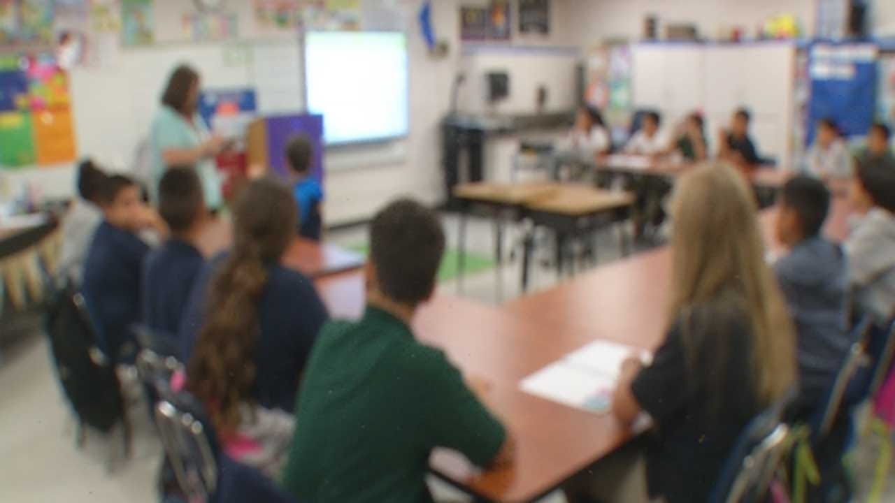 Beyond The Bell: OKCPS Helps Pregnant, Parenting Students