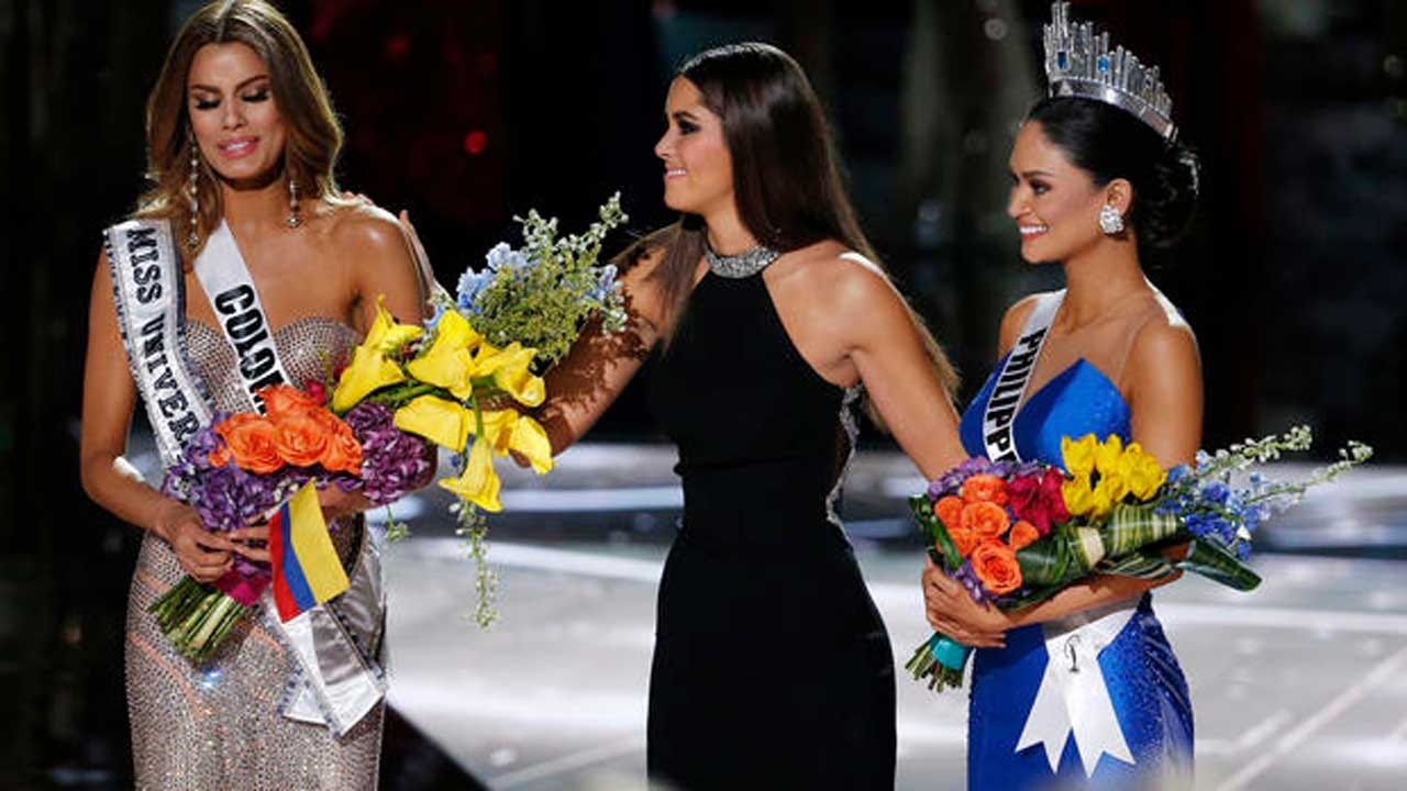 Mistake Crowns Wrong Miss Universe Contestant Before Real Winner