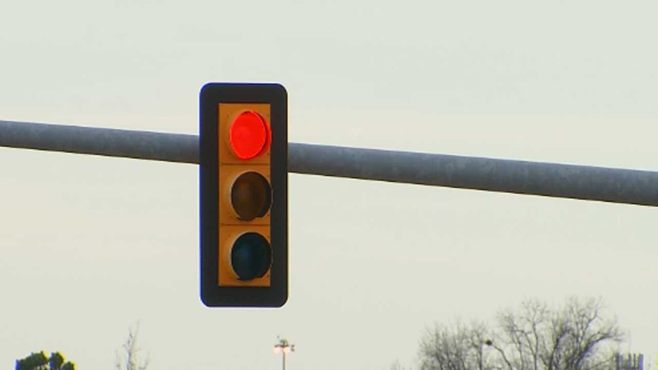Oklahoma Co. Sheriff's Office Cracks Down On Red Light Runners