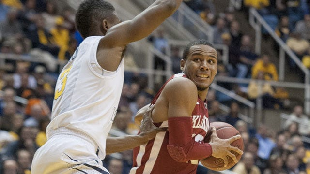 OU Men's Hoops Improves To 5-0 With Win Over UCA