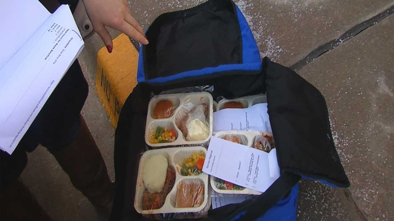 Meals On Wheels Delivering Again After Winter Storm Forces Closure