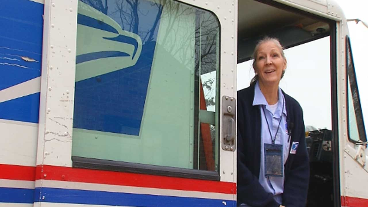 Metro Mail Carrier, Local Business Help Elderly Couple After Winter Storm