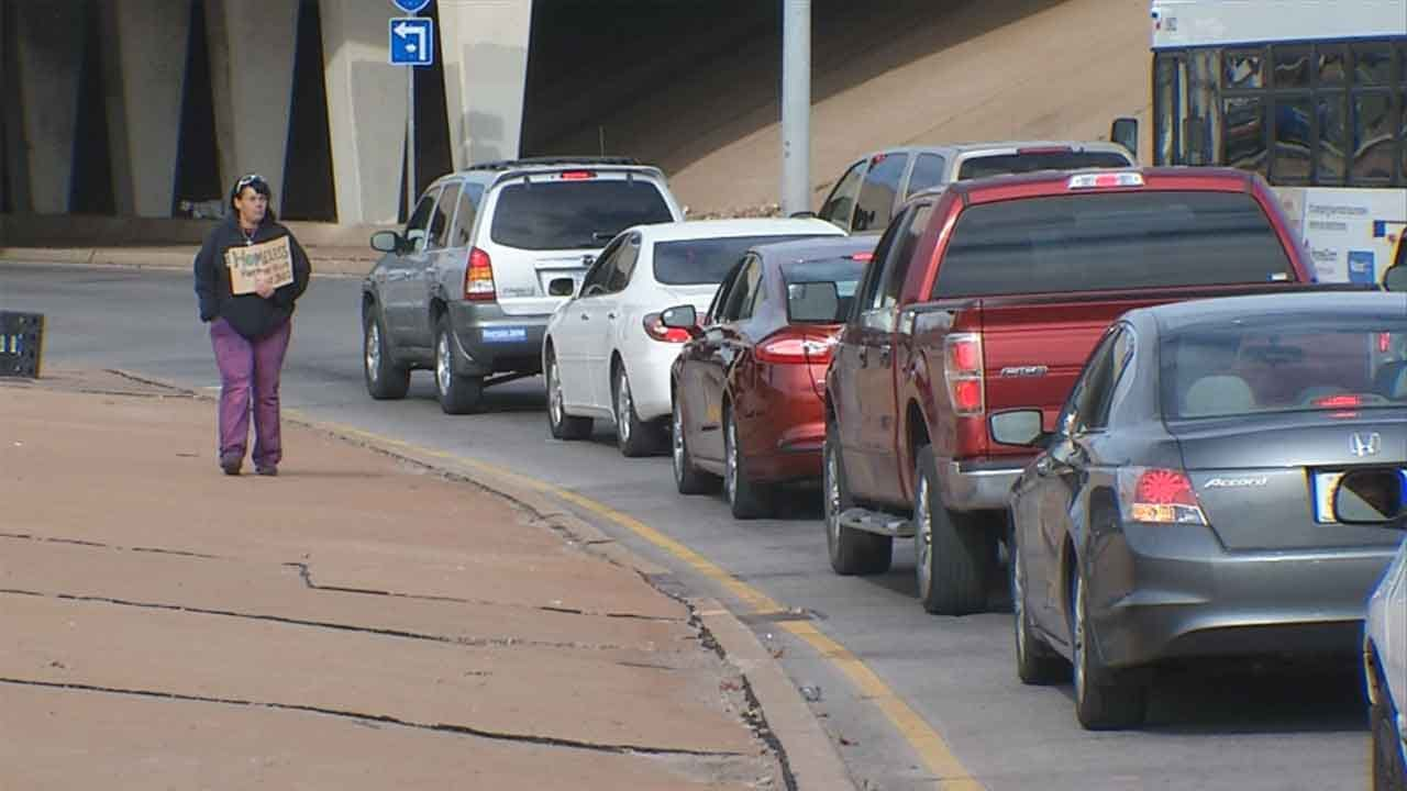 Debate Continues After OKC City Council Passes Ordinance Against Panhandling