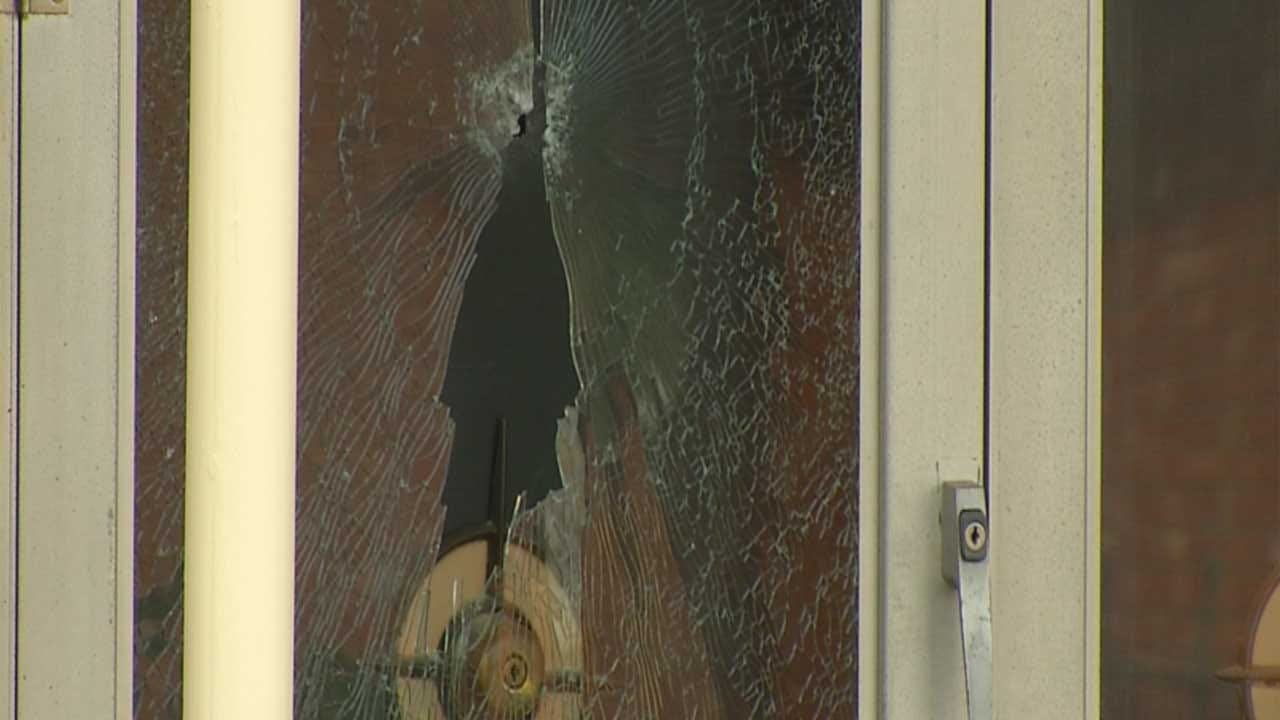 NW OKC Neighbors On Edge After Drive-By Shooting