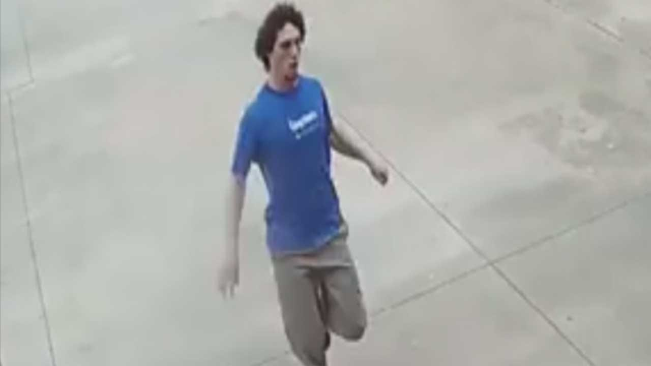 Brazen Thief Steals Packages From Norman Home In Broad Daylight