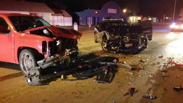 Driver Arrested For DUI After Crashing Into Deputy In Warr Acres