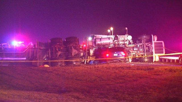OHP Arrests Driver Involved In Crash That Killed Trooper