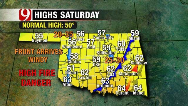 Sunny Skies And Warmer Weather Coming To Oklahoma