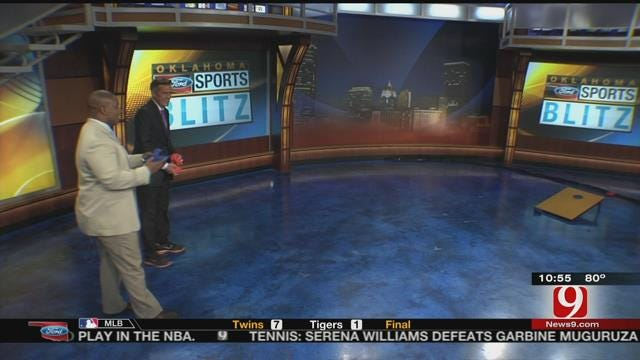 Oklahoma Ford Sports Blitz: July 12