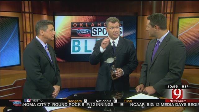 Oklahoma Ford Sports Blitz: July 19