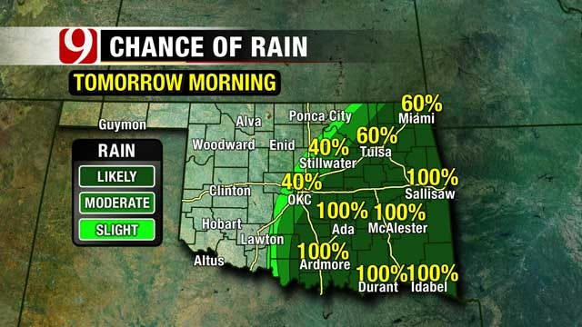 Pleasantly Mild Weather Continues In Oklahoma