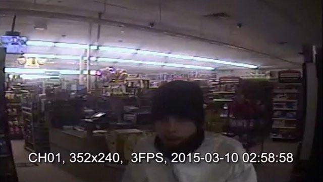 Police Search For OKC Dollar General Burglary Suspect