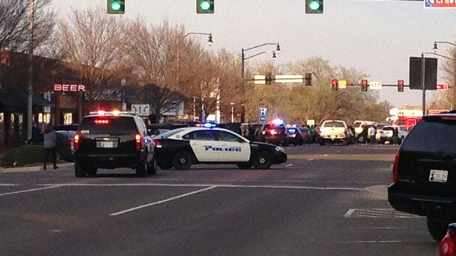 Nine Vehicle Pile Up In Norman Sends Several To Hospital