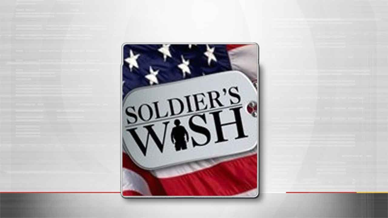 Anonymous Donor Gives Home To Wounded OK Veteran