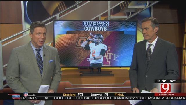 Oklahoma Ford Sports Blitz: Nov. 15