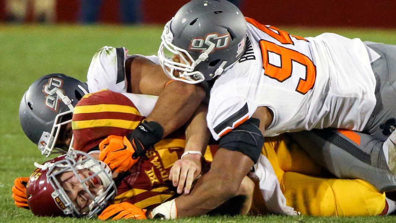 OSU Football: Gundy Preps For Baylor