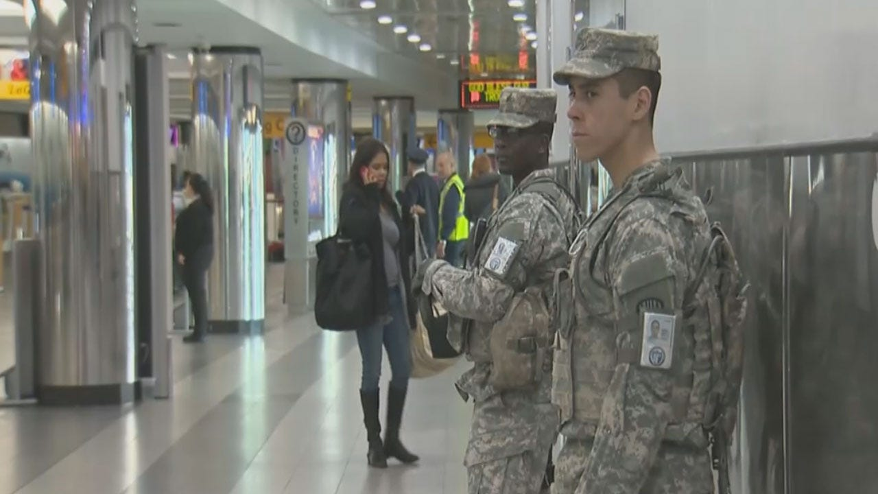 Authorities Issue Travel Alerts About Possible Terror Attacks Ahead Of Holiday Season